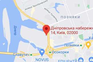 Нотаріус у Дарницькому районі Києва - Бартковська Оксана Валеріївна